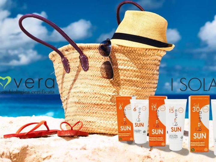 Estate: Proteggi la tua pelle con i solari BioVera!