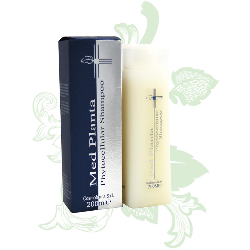 MEDPLANTA PHYTOCELLULAR SHAMPOO - Cosmofarma - Made in Italy Cosmetics