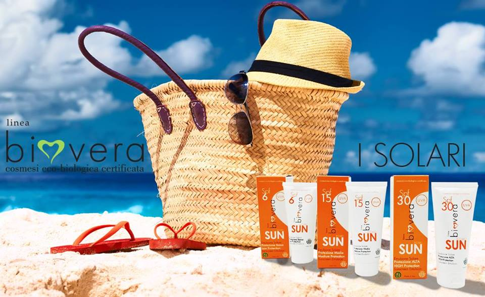 Summer: protect your skin with our organic sunscreens!
