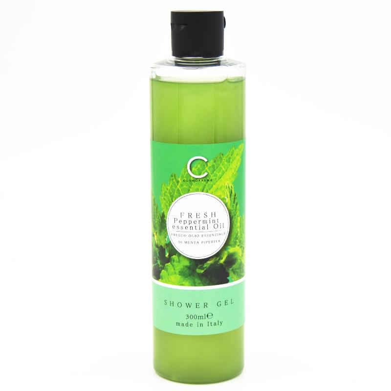 Fresh Peppermint Shower Gel - Cosmofarma - Made in Italy Cosmetics
