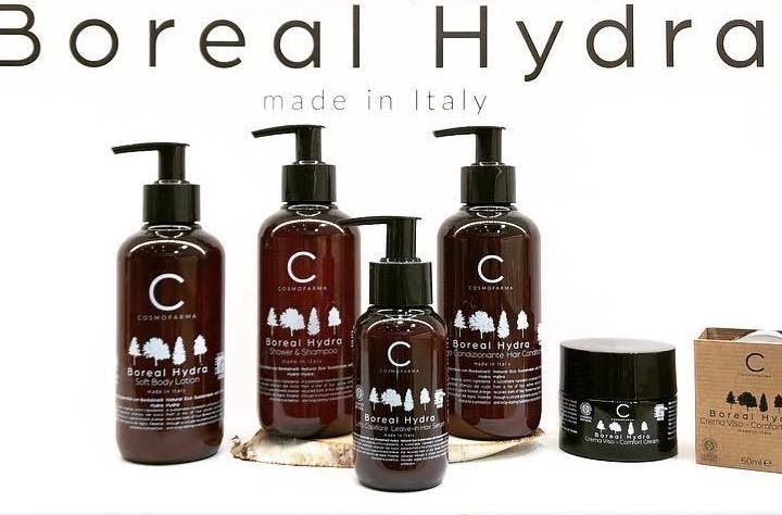 Boreal Hydra: cosmesi eco-sostenibile