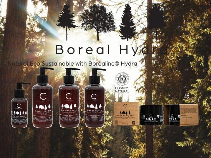 Boreal Hydra: cosmetici eco-sostenibili