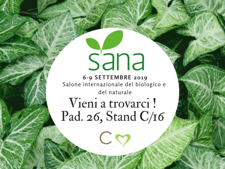 Cosmofarma e Biovera al Sana 2019