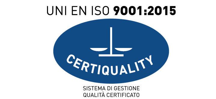 Cosmofarma: Rinnovo certificazione ISO 9001